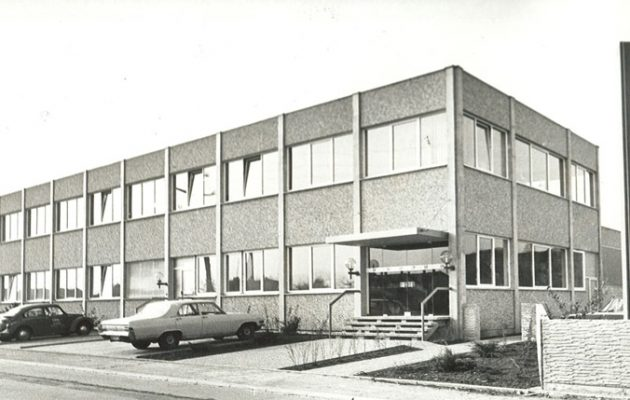 Firmengebäude KADEL Weinheim